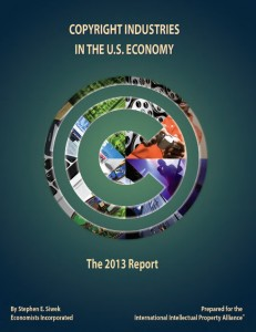 il: Copyright industries in the U.S. economy. The 2013 Report (źródło: IIPA)