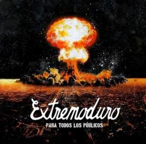 il.: Okładka najnowszej płyty Extremoduro (źródło: wikipedia.en)
